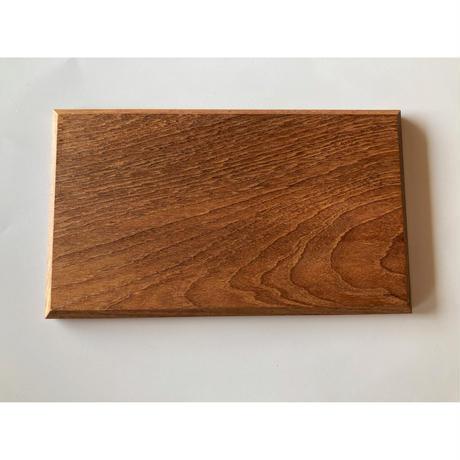 無垢材のプレート チーク 058