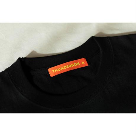 STOPミロクモーションTシャツ(BLACK)