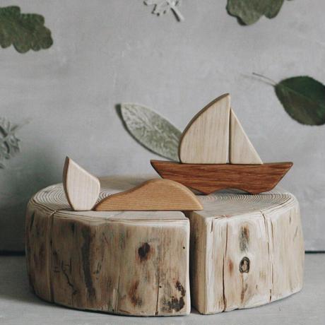 """【tateplota】Playing mosaic """"Boat"""""""