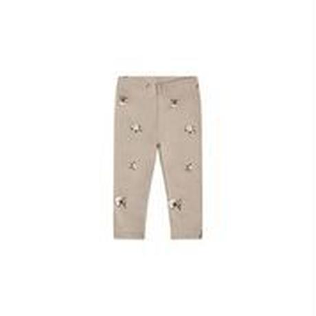 【organic zoo】 LLF Cotton field leggings