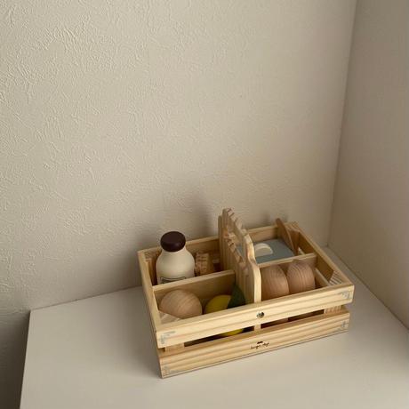 【Konges Sløjd】Food Box