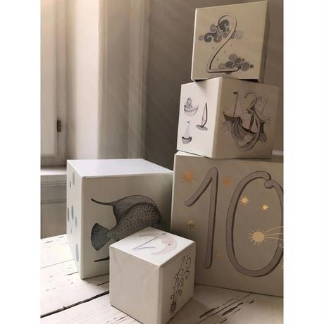 【Konges Sløjd】STACKING BOXES