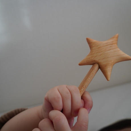 【tateplota】Magic wand