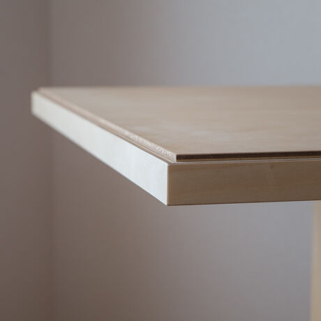 PLYWOOD:CAFE TABLE