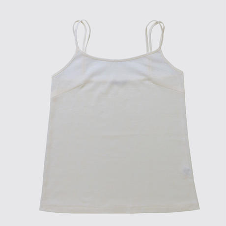 SILK CAMISOLE (OFF WHITE)