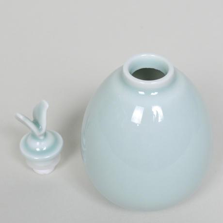 安達窯 森呼吸-茶香缶