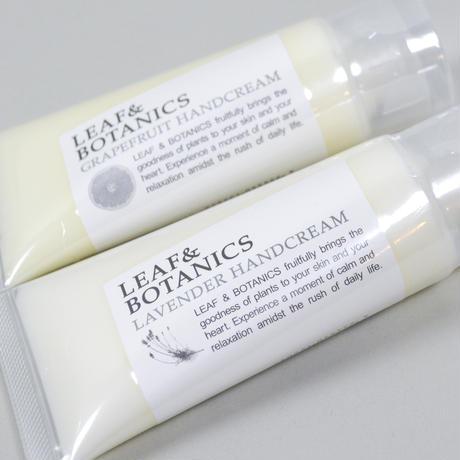 LEAF&BOTANICS ハンドクリーム ラベンダー