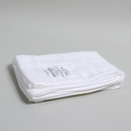 2.5重ガーゼタオル /2.5PLY GAUZE                 マフラーホワイト