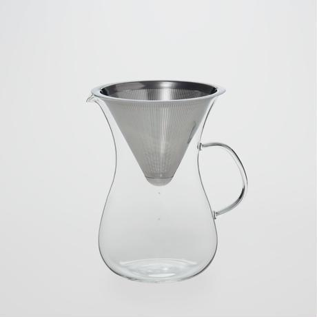 TG 耐熱 プアオーバーコーヒ パーコレーター680ml