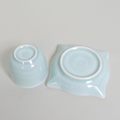 安達窯 茶杯