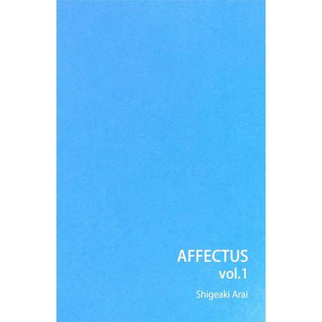 AFFECTUS  vol.1(BOOK)