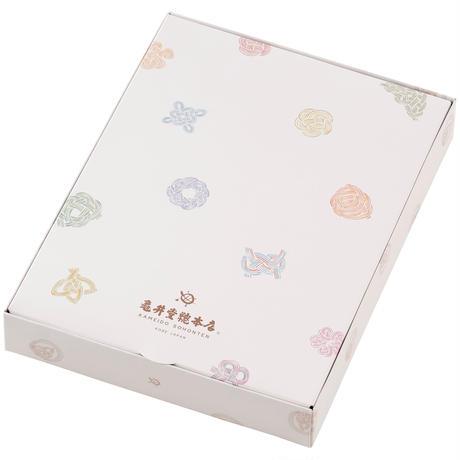 瓦せんべい【小 瓦】20枚入箱(2枚包 X 10)