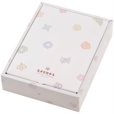 瓦せんべい【小 瓦】48枚入箱(2枚包 X 24)