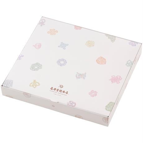瓦せんべい【小 瓦】30枚入箱(2枚包 X 15)