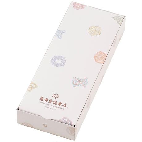 瓦せんべい【小 瓦】10枚入箱(2枚包 X 5)