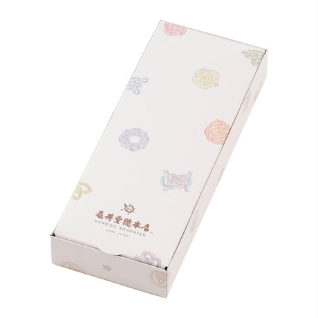 瓦せんべい【小 瓦】8枚入箱(2枚包 X 4)