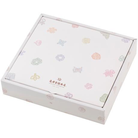瓦せんべい【小 瓦】72枚入箱(2枚包 X 36)