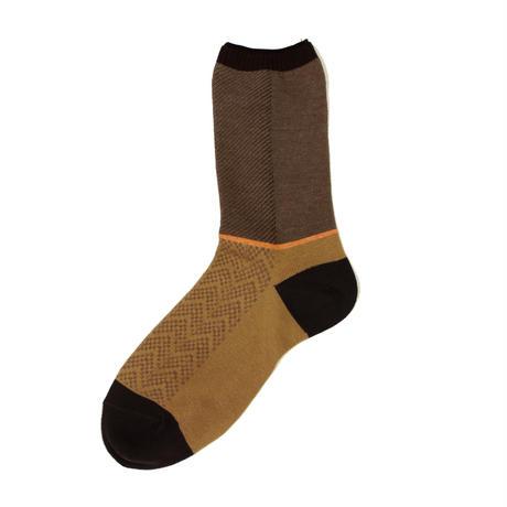 bush socks/ベージュ