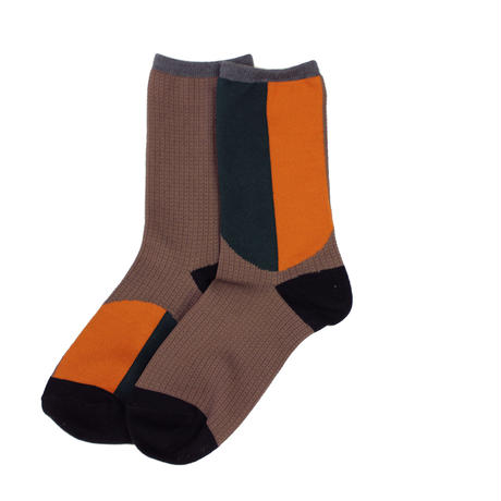 rabbit ear socks/ブラック(CT-18AW-1-T3/BK)