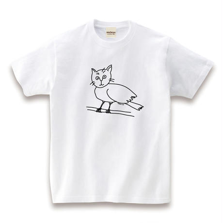 おらちのこ キマイラになった Tシャツ