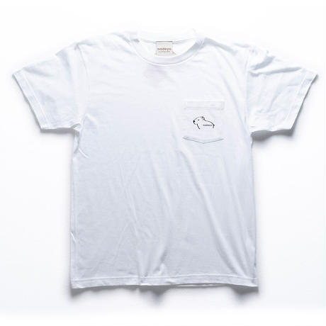 ポケットカピバラ Tシャツ