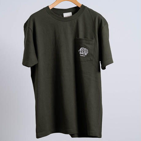 ポケットハリネズミ Tシャツ