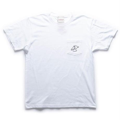 ポケットハシビロコウ Tシャツ