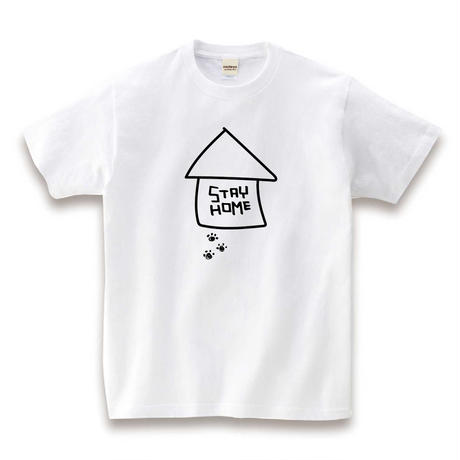 STAYHOME Tシャツ
