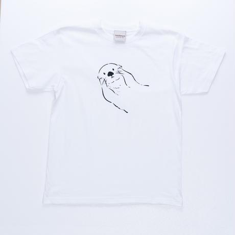 あざといラッコ Tシャツ