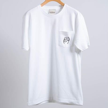 ポケットネコ Tシャツ