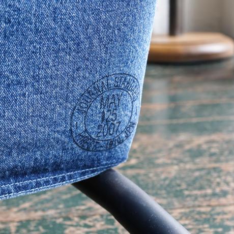 PIGMENT DENIM RODEZ CHAIR - COVER / journal standard furniture