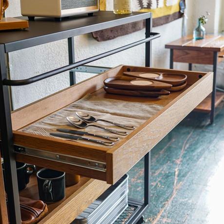 SENS WAGON RACK / journal standard Furniture