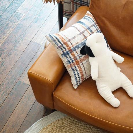 PLAID CUSHION COVER / ACME Furniture