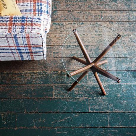 TRESTLES SIDE TABLE / ACME Furniture