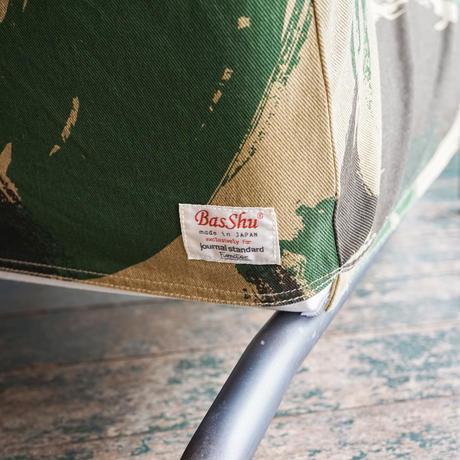 Basshu*JSF CAMO RODEZ CHAIR - COVER / journal standard furniture