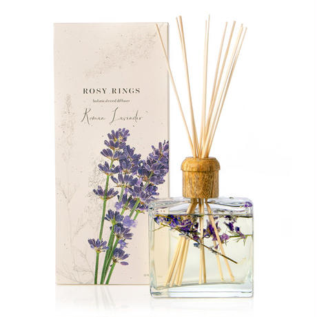 BOTANICAL REED DIFFUSERS / ROSY RINGS