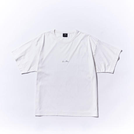 LOOSE FIT T-SHIRT WHITE