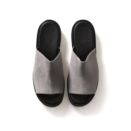 Suede Wave Sandal