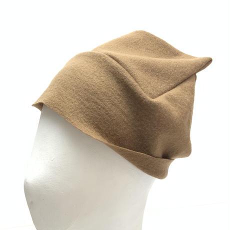 おうち帽    アッシュブラウン・グレー   Sサイズ
