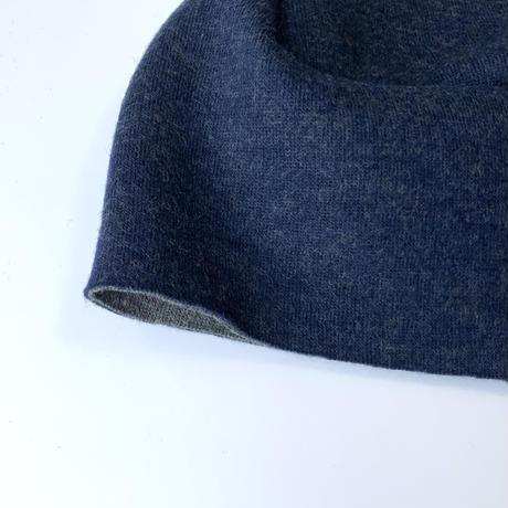 おうち帽   ブルー  Lサイズ