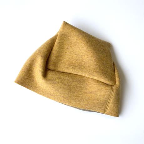 おうち帽   イエロー(山吹色) Mサイズ