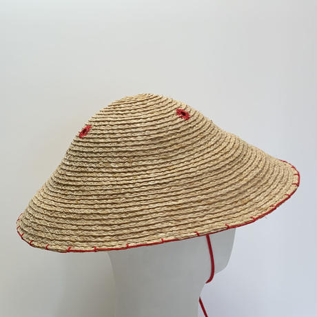 傘帽子  ラフィアブレード    L 59〜61