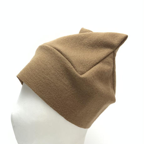 おうち帽   ダークブラウン   Sサイズ