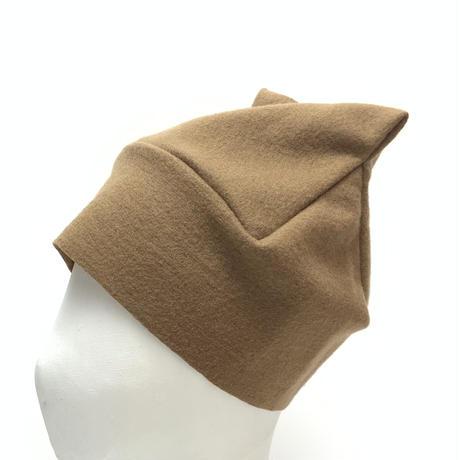 おうち帽      ダークブラウン   サイズL