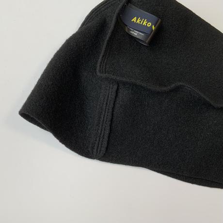 おうち帽       ブラック     Sサイズ