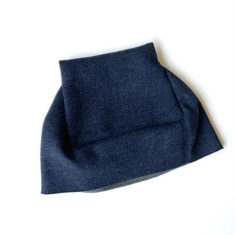 おうち帽    ブルー   Mサイズ
