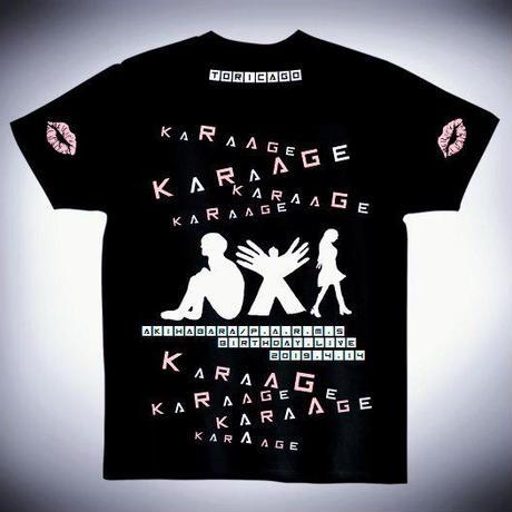 からあげ生誕オリジナルTシャツ