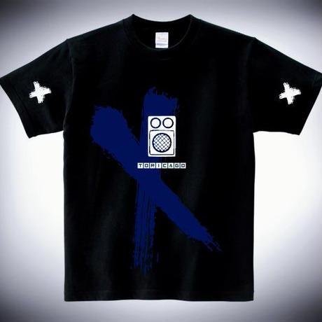 点点 16歳 生誕記念「FREEZE MOON」オリジナルTシャツ