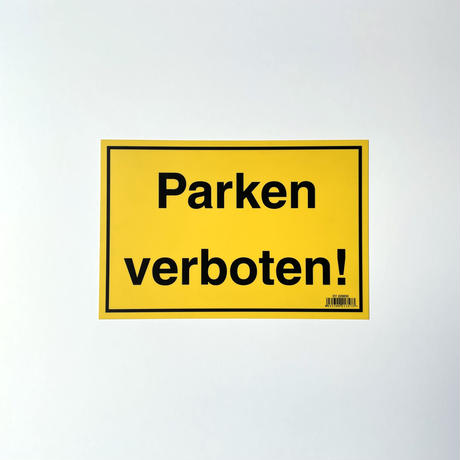 PVCサインプレート / PVC Sign Plate