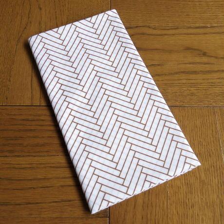 てぬぐい(ヘリンボーン)/ Tenugui(herringbone)